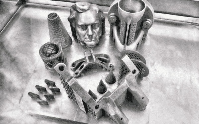 The Changing Mindset in Additive Manufacturing