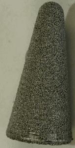 SS316L AM porous filter