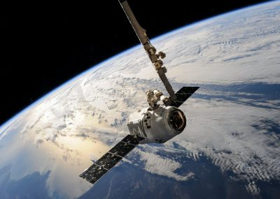 Croft teams up with ESR for space mission
